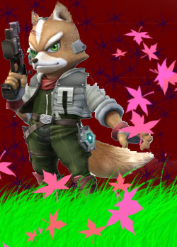 Fan Art de Fox Mccloud Super_10