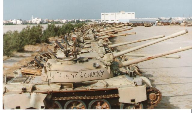 Première guerre du Golfe Kowiet11