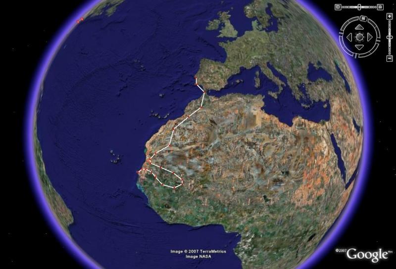 Le centre du monde : actualité au jour le jour - Page 4 Dakar210