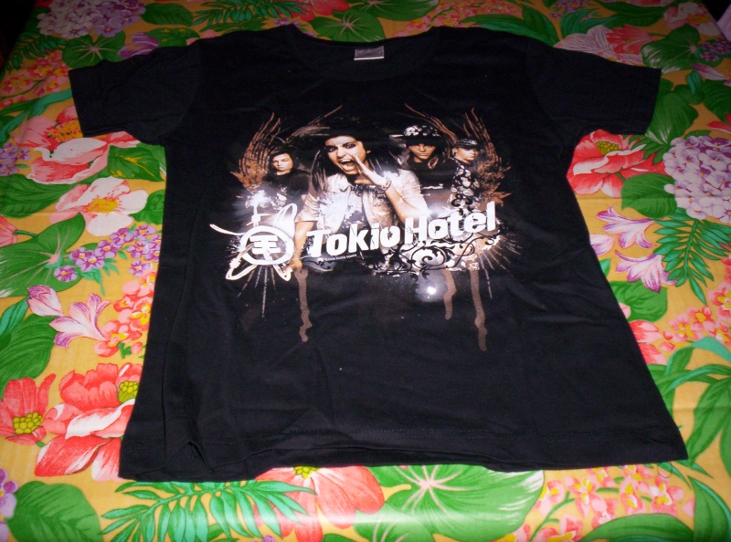 "Tee-shirt ""Tokio Hotel"" 100_3016"