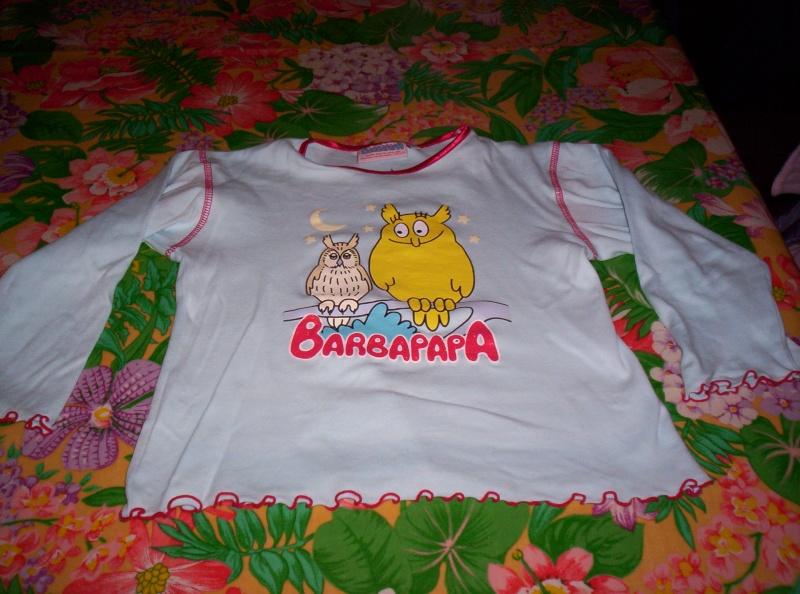 """Pyjama """"Barbapapa"""" 100_3116"""