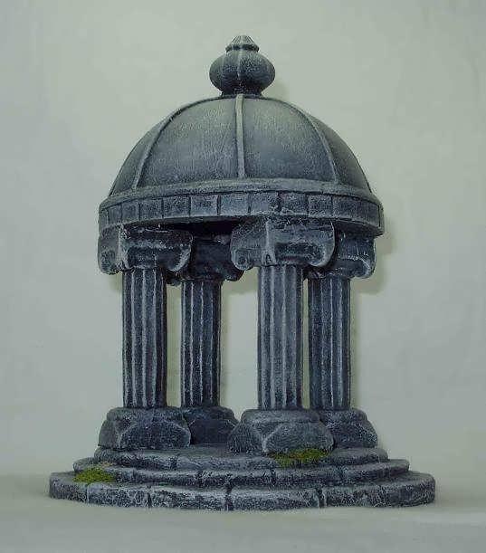 Graveyard Idea- Tombstone/Monument/Mausoleum Ref. Images Dome10