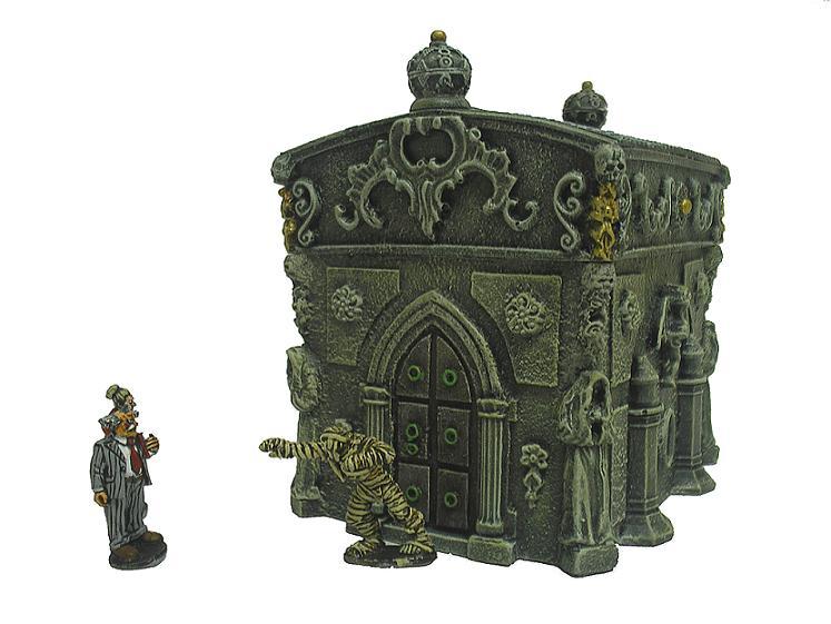 Graveyard Idea- Tombstone/Monument/Mausoleum Ref. Images New20c10