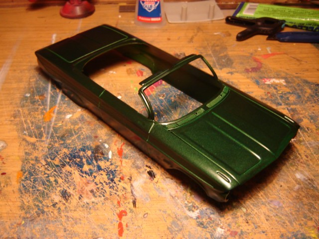 "Chevy 61 Impala  ""money for nothing"" Dsc03921"