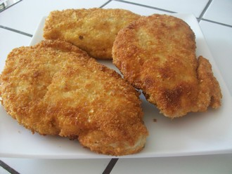 Hamburger filet de poulet Poitri16