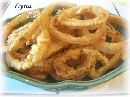 Pâte à frire pour rondelles d'oignons ou autres Rondel10