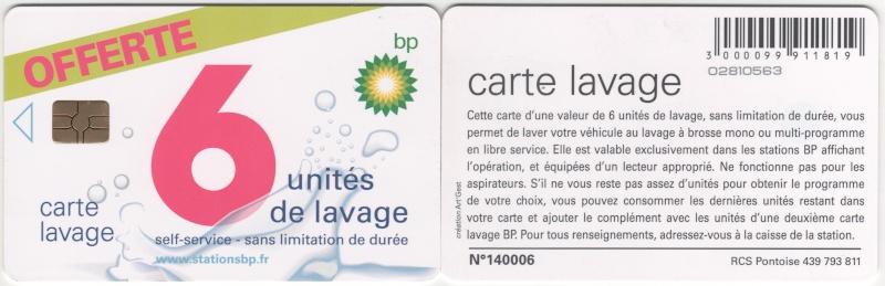 Mobil / BP (France) 00124