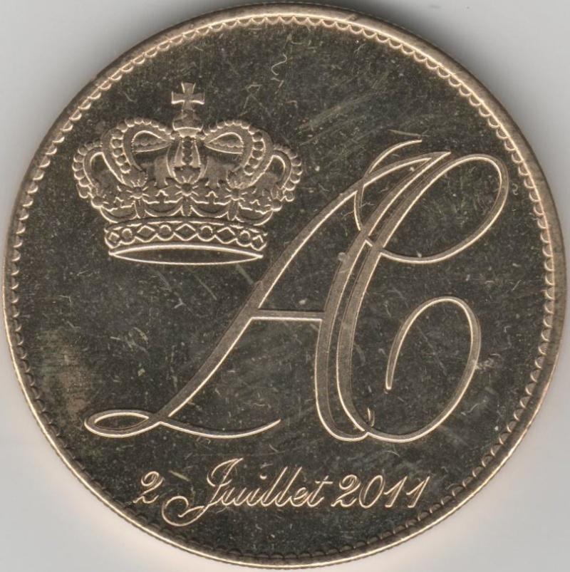 Principauté de Monaco  [UEAW / UEFD / UEMA] 00138