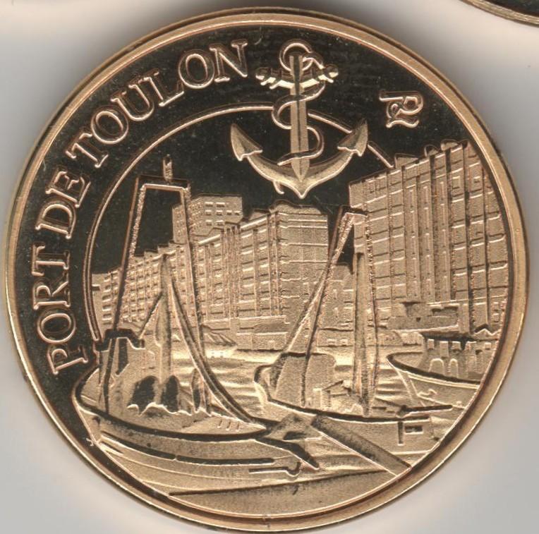 Toulon (83000)  [Faron / UEHH / UEKM] 00210