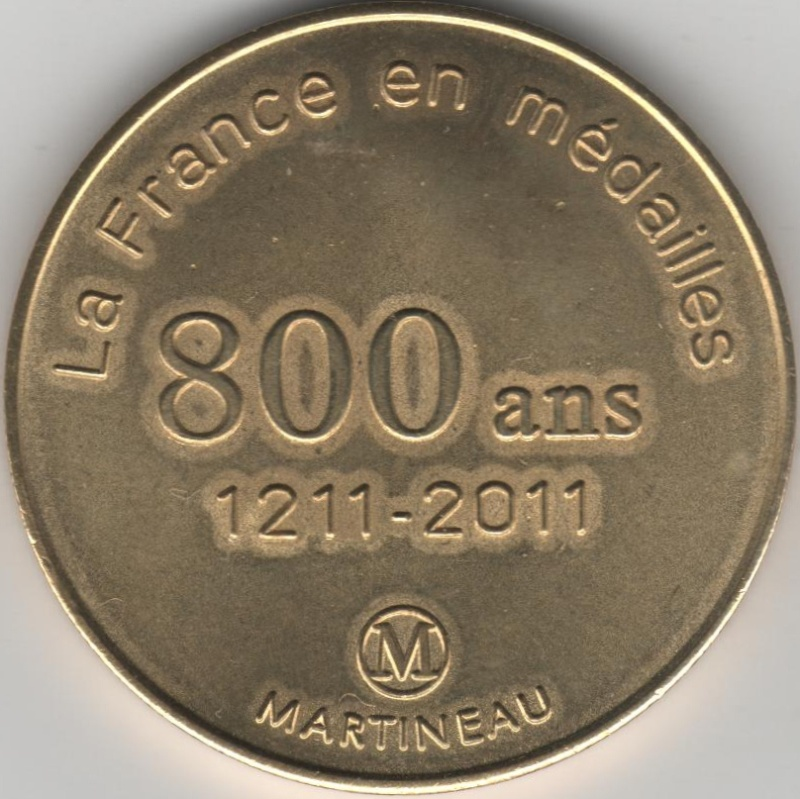 Martineau-NationalToken  = 16 00231