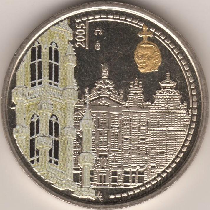 Euro Coffret Annuel Belge 00324