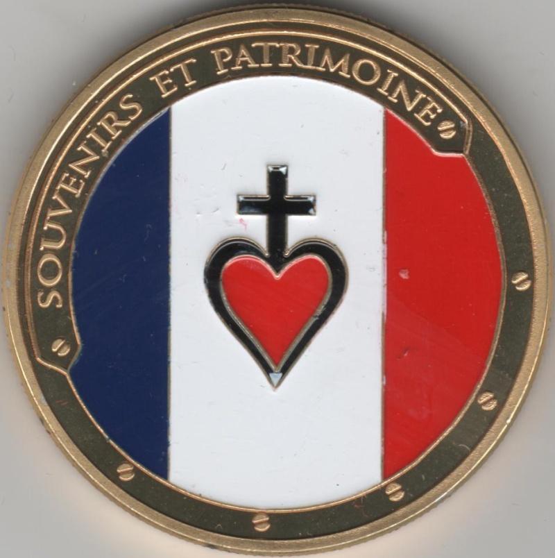 Souvenirs et Patrimoine 40mm  00425