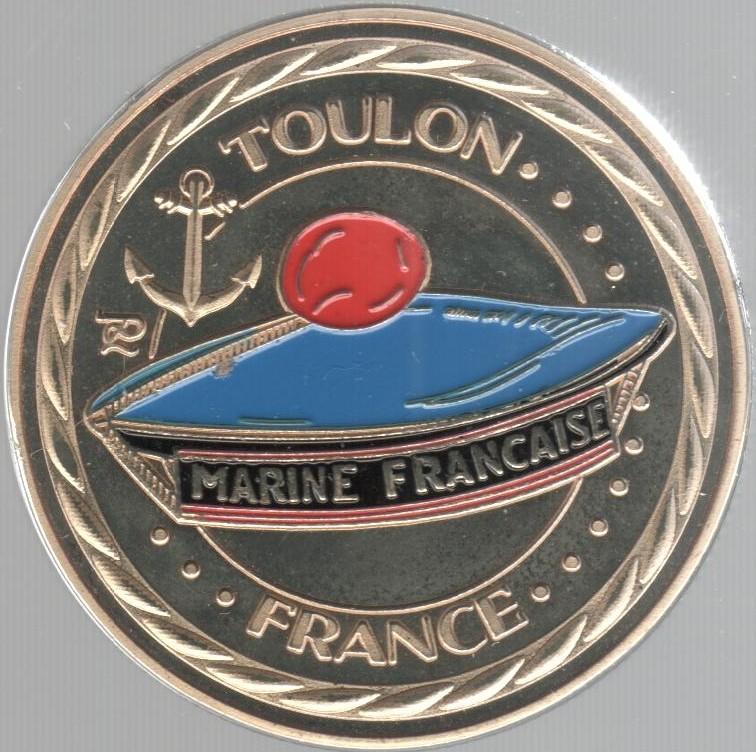 Toulon (83000)  [Faron / UEHH / UEKM] 00511