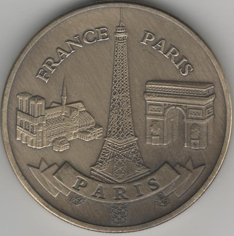 Souvenirs et Patrimoine 40mm  00715