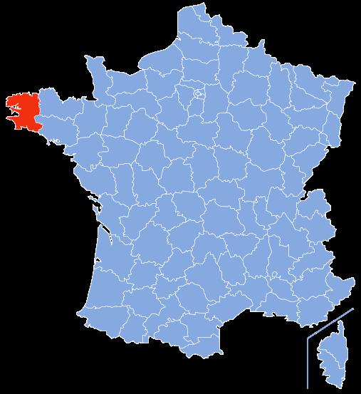 Finistère (29) 2910