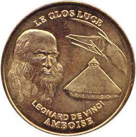Amboise (37400)  [Clos Lucé  UEAU / UEAB] 37_l-o10