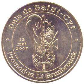 Guer Coëtquidan (56380)  [Ecoles Militaires de Saint-Cyr] 56_gue10
