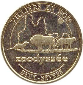 Villiers-en-Bois (79360)  [Zoodyssée] 79_zoo10