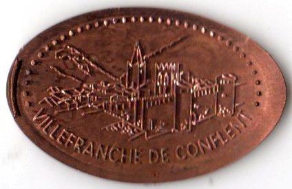 Villefranche-de-Conflent (66500)  [Liberia] E6610