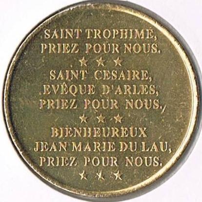 Médailles et Patrimoine Genn25