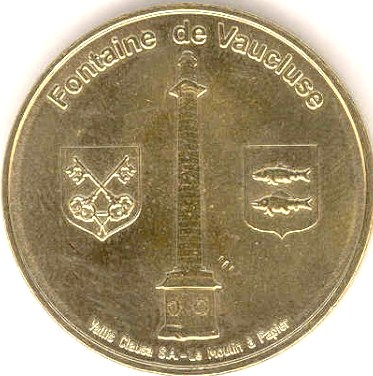 Médailles et Patrimoine Z0010