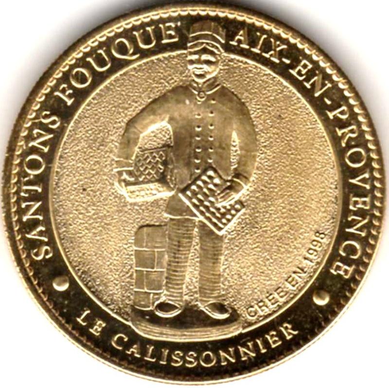 Aix-en-Provence (13100)  [Fouque] Z00114