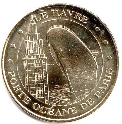 Le Havre (76600)  [Heve] Z00513