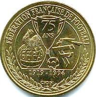 Fédération Française de Foorball (75015) Z0112