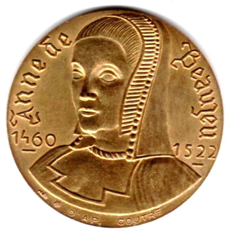 Mdp 30 mm - Médailles des Villes Z01411