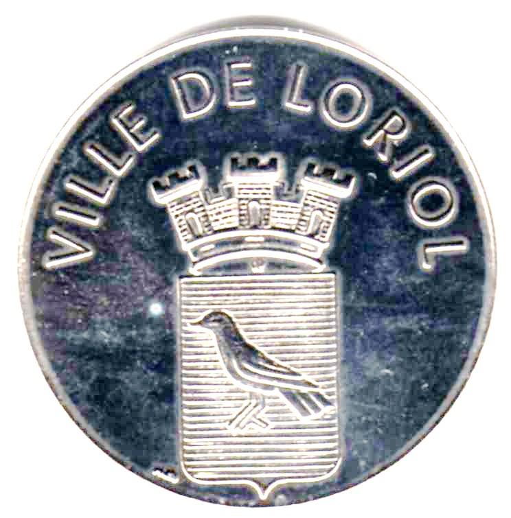 Mdp 30 mm - Médailles des Villes Z01512