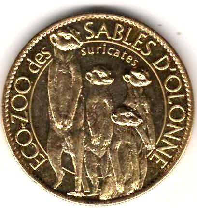 Arthus-Bertrand revers Trésors de France = 19 Z01613