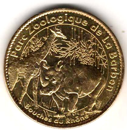 Arthus-Bertrand revers Trésors de France Z01713