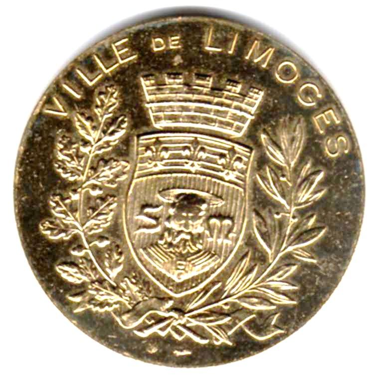 Mdp 30 mm - Médailles des Villes Z01912