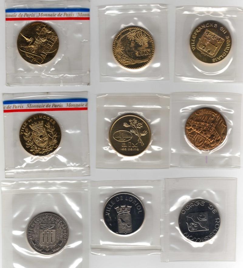 Mdp 30 mm - Médailles des Villes Z03110