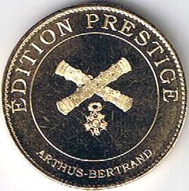 Arthus-Bertrand revers spécifique = 26 Z118