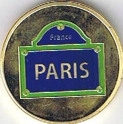Paris (75000) Ville de Paris Générique Z210