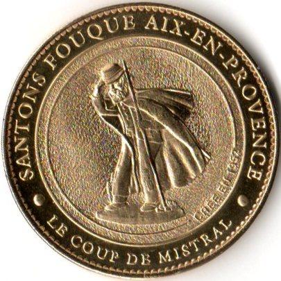 Aix-en-Provence (13100)  [Fouque] Z224