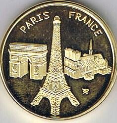 Paris (75000) Ville de Paris Générique Z310