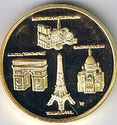 Paris (75000) Ville de Paris Générique Z410