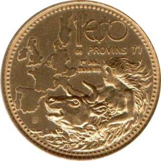 Les Euros et Ecus J.BALME Z615