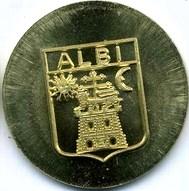 Albi (81000)  [Toulouse-Lautrec UELL] Zq10