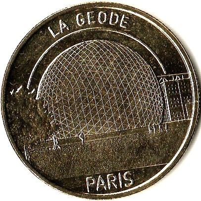 Cité des Sciences et de l'Industrie (75019) [Argonaute / Cité enfants / Géode / UEJL] Zz610