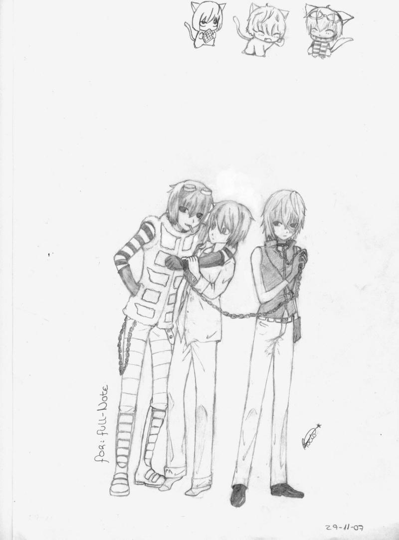 miis queriidiisiimOs Fan Arts =P - Página 2 Mello_10