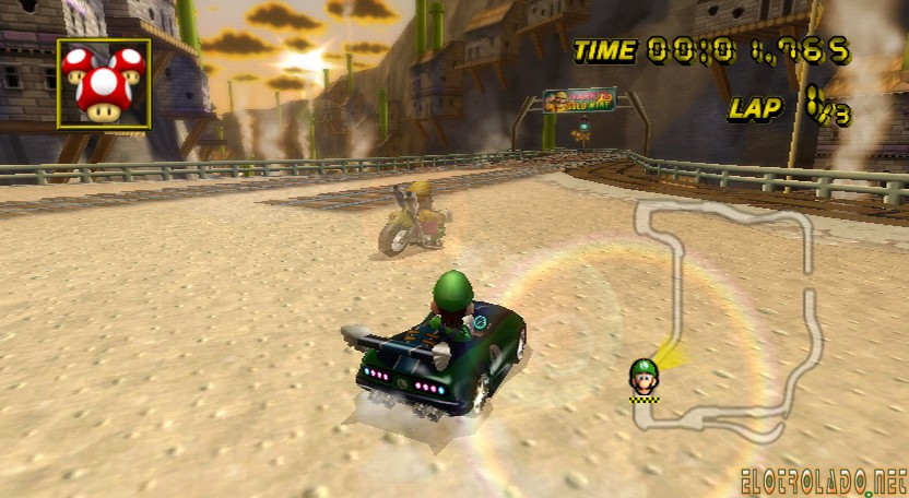 Mario Kart Wii 19020810