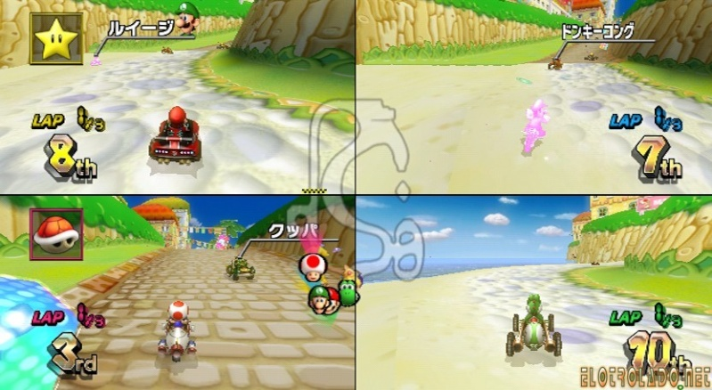 Mario Kart Wii 20020812
