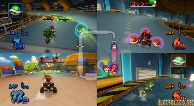 Mario Kart Wii 20020813