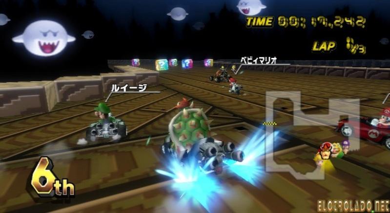 Mario Kart Wii 20020821