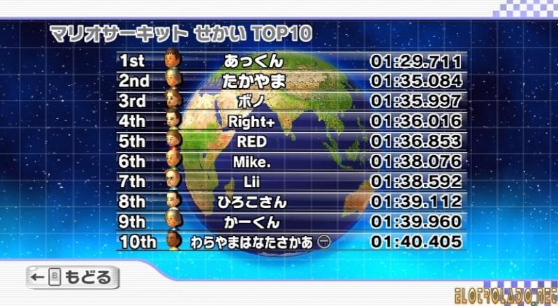 Mario Kart Wii 20020823