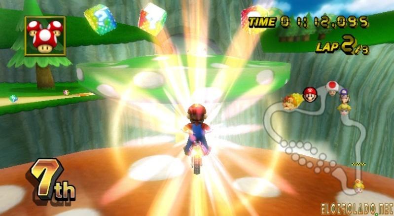 Mario Kart Wii 20020824