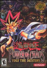 Yu-Gi-Oh! Power of Chaos - ProFull Pack G1824410